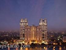فندق فيرمونت القاهرة، نايل سيتي ***** Fairmont Cairo, Nile City