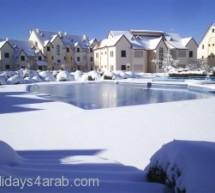 مدينة إفران المغربية