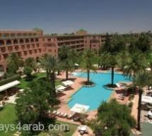 فندق سوفيتيل مراكش لونج آند سبا ***** Sofitel Marrakech Lounge and Spa