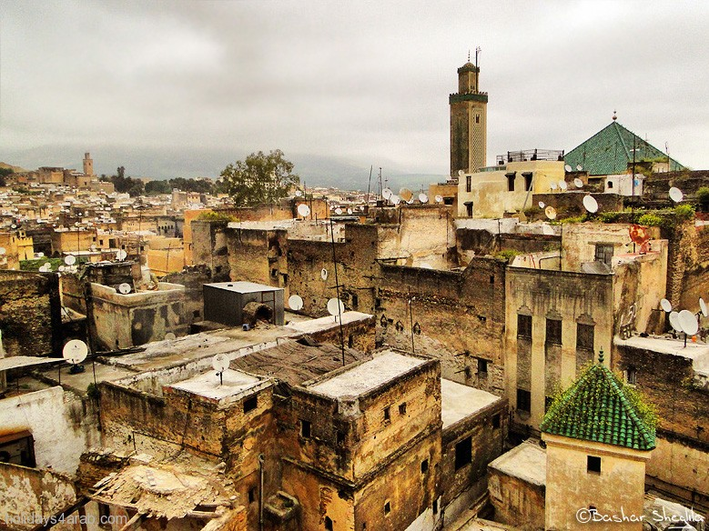 The-Old-City-of-Fez-Morocco