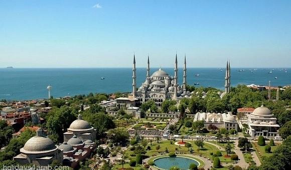 عرض سفر تركيا شهر يناير 2015