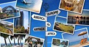 بالفيديو أفضل 10 وجهات سياحية بالعالم لعام 2016