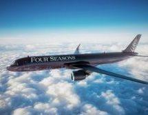 طائرة فور سيزونز الخاصة.. فندق خمس نجوم في الجو