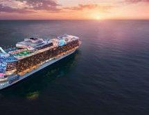 أضخم سفينة سياحية ستبحر في 2021