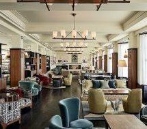 أفضل تصاميم الفنادق والمطاعم في أوروبا 2020