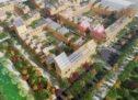 مدينة صينية جديدة فاخرة مضادة لكورونا